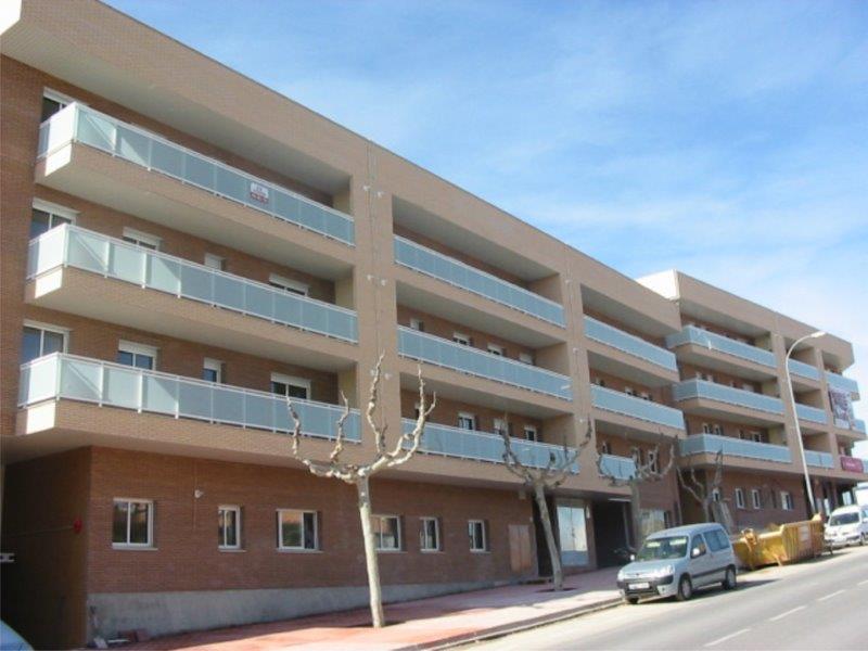 2008- Edificio La Vereda, en Bellpuig
