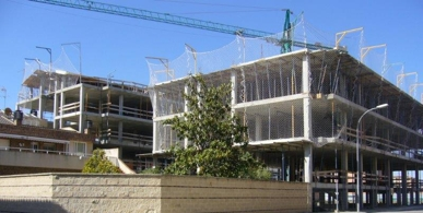 División de negocio - CONSTRUCCIÓN